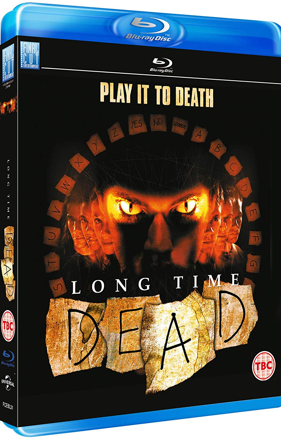 Long Time Dead UK Blu-Ray