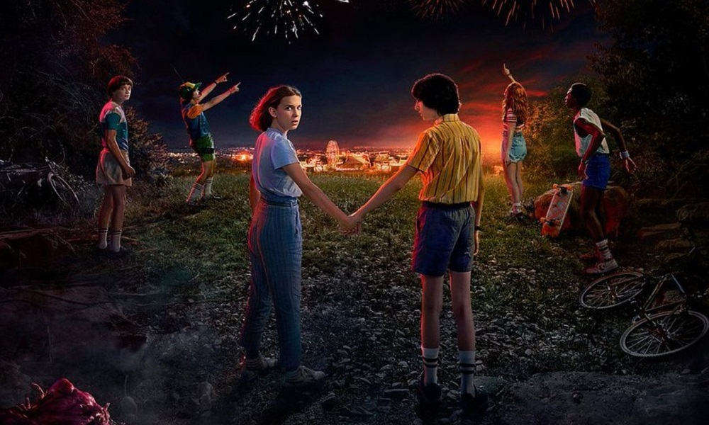 "New Video and Poster for ""Stranger Things"" Season 3 Reveals July 4th, 2019 Premiere Date!"