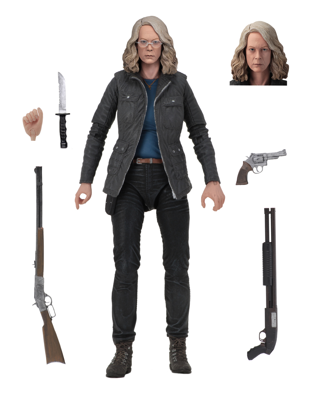 Ultimate Laurie Strode Action Figure 13