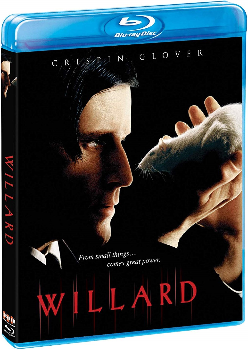 Willard US Blu-Ray