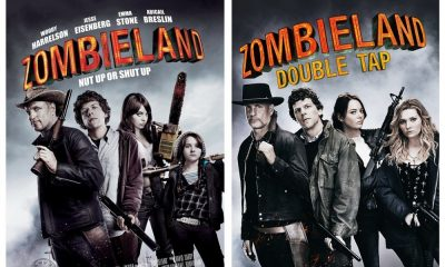 'Zombieland: Double Tap' Poster Compares the Cast 10 Years Later