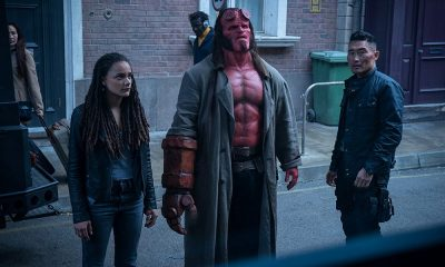 The MPAA Has Granted Neil Marshall's 'Hellboy' an R-Rating for Bloody Violence and Gore