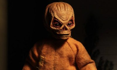 NECA Reveals New Figure of Sam from Michael Dougherty's Halloween Anthology 'Trick 'R Treat'