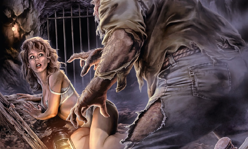 Arrow Video Brings Cannibal Horror 'Trapped Alive' to (UK) Blu-Ray This May