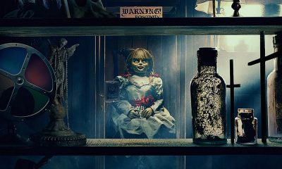 James Wan Teases New Image from 'Annabelle Comes Home'