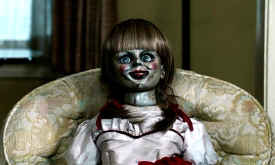 New 'Annabelle' Movie Officially Titled 'Annabelle Comes Home'