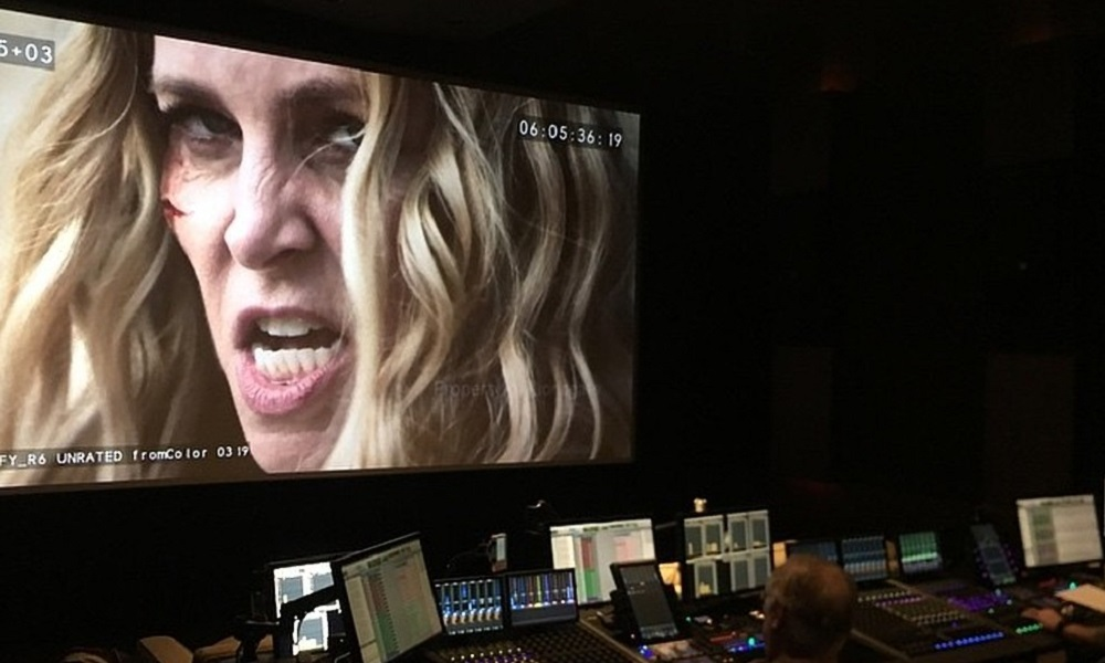 Rob Zombie Shares a Pissed Off Shot of Baby in 'Three From Hell'