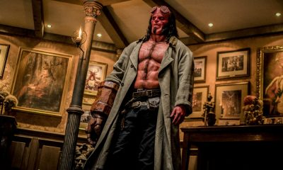 New 'Hellboy' Trailer Teases More Blood, Guts and Epic Creatures