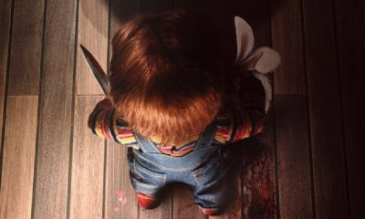 Chucky Carves up the Easter Bunny in New 'Child's Play' Teaser Art