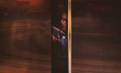 Chucky Wields a Knife in New 'Child's Play' Elevator Poster Artwork!