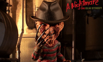 "'Dream Warriors' 6"" Freddy Krueger Figure Joins Mezco's Designers Series"