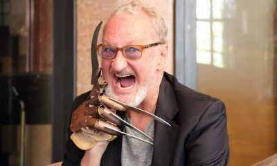 "The Legendary Robert Englund to Host Travel Channel's New Series ""Shadows of History"""