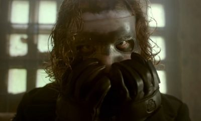 "Slipknot's Music Video ""UNSAINTED"" Features Corey Taylor's New Mask Created by Tom Savini!"