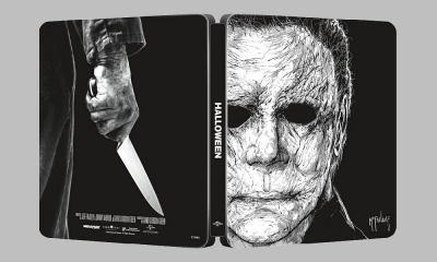 Own 'Halloween' 2018 4K Ultra HD Blu-Ray Steelbook Featuring Todd Mcfarlane's Artwork