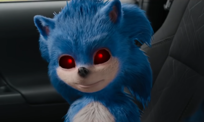 New Fan Made 'Sonic the Hedgehog' Trailer Becomes a Horror Movie