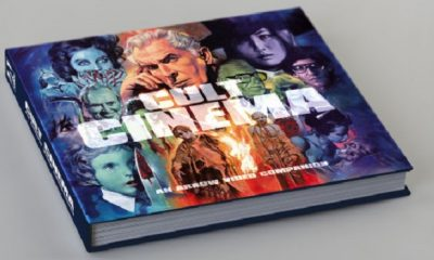 Cult Cinema: An Arrow Video Companion Limited Edition Film Book