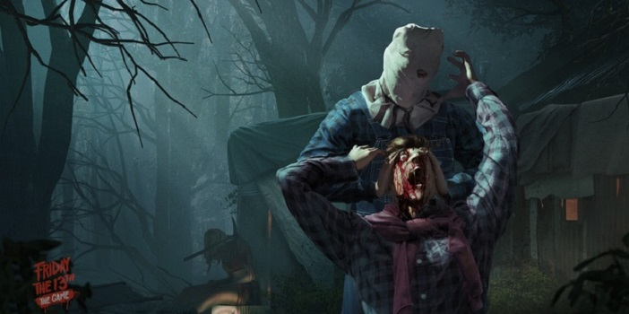 Watch This Brutal Kane Hodder Mo-Cap Kill Footage For F13TH: The Game
