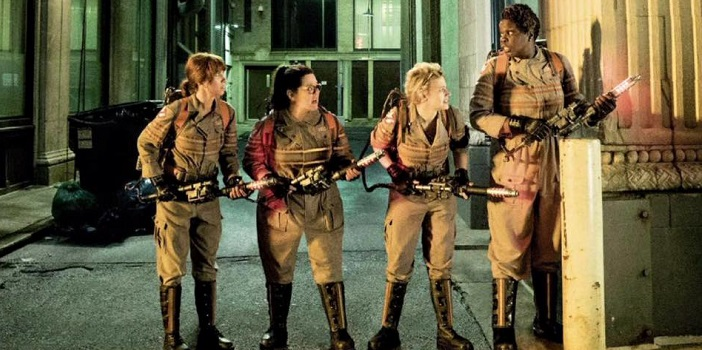 New Ghostbusters (2016) Movie Trailer Teaser and Poster