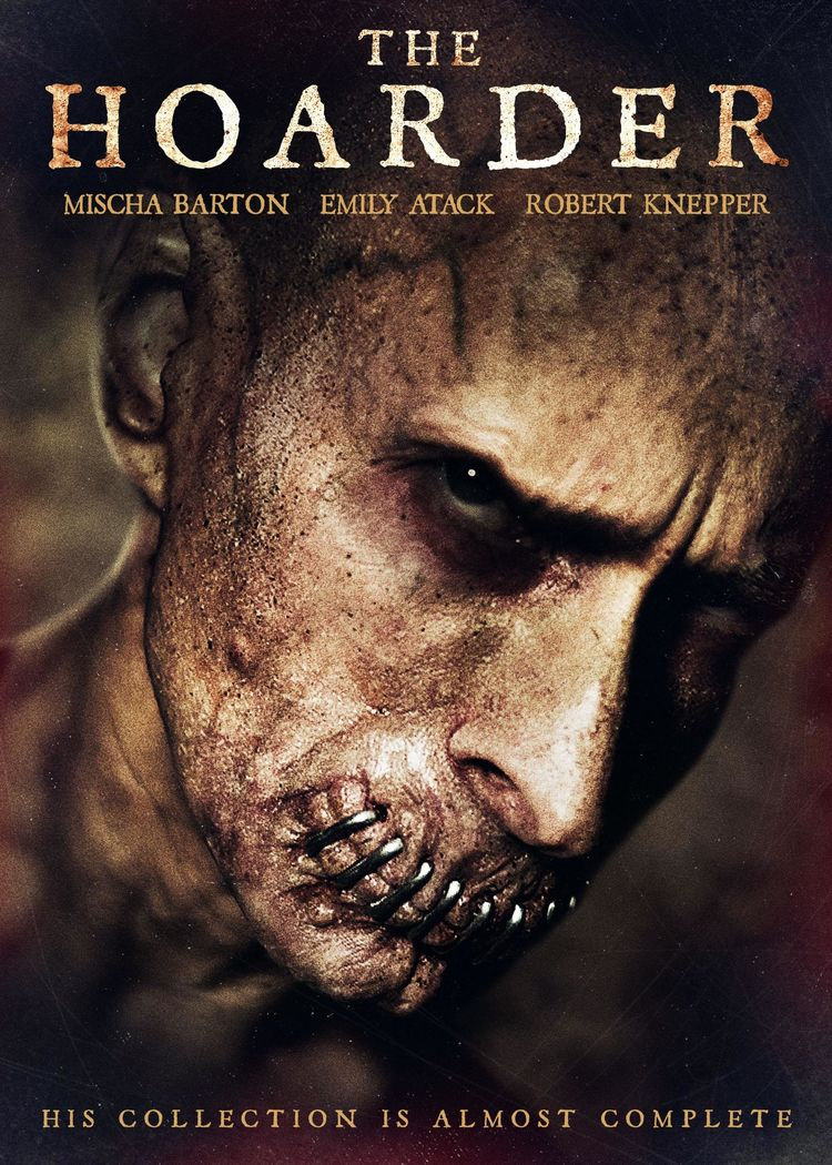 The Hoarder DVD