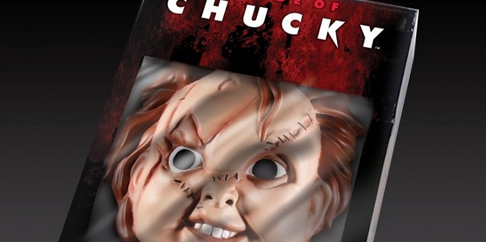 "Check Out Mezco Toyz New ""Child's Play"" Bride of Chucky Mask"