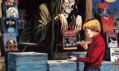 Creepshow 2 Blu-Ray Comes to the (UK) From 88 Films