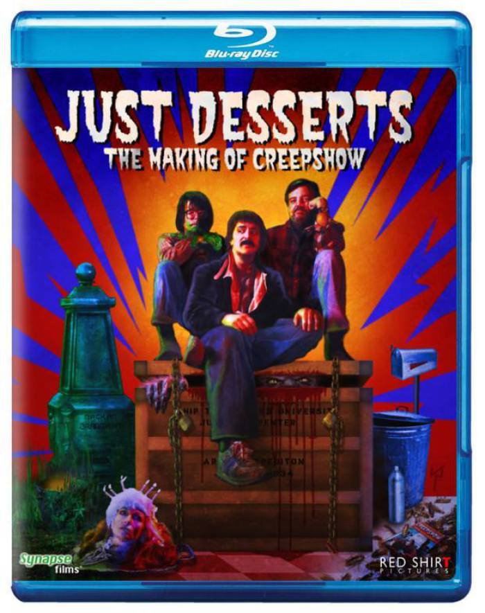 Just Desserts: The Making of Creepshow Blu-Ray