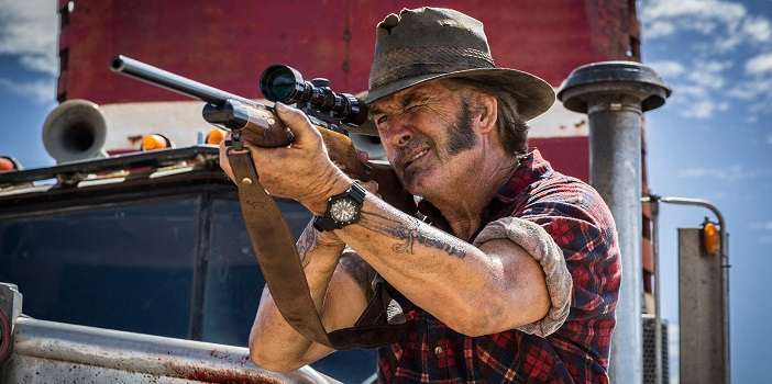 Mick Taylor Arrives in This New Wolf Creek TV Series Clip