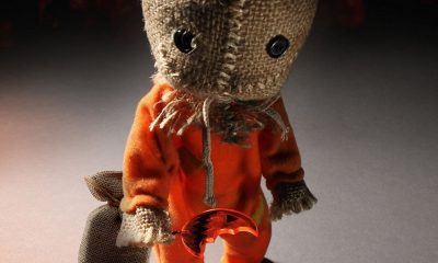 First Look at 'Trick 'r Treat' 'Sam' Living Dead Doll From Mezco Toyz