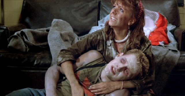 Return Of The Living Dead S Beverly Randolph Will Join