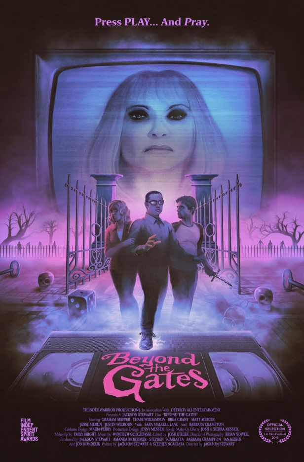 Beyond The Gates Poster 2