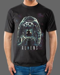 Aliens T-Shirt Fright Rags 2