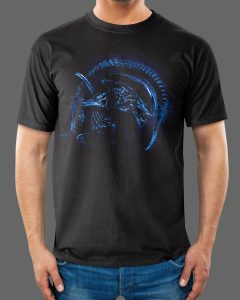 Aliens T-Shirt Fright Rags 4