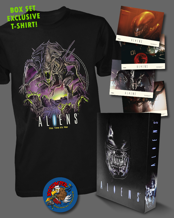Aliens T-Shirt Fright Rags 7