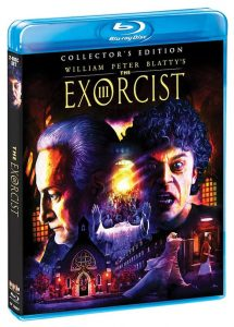 The Exorcist III Collector's Edition Blu-Ray