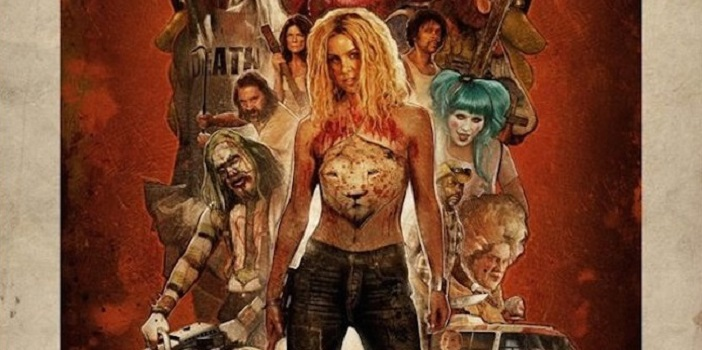 Death is the Only Escape in Rob Zombie's 31 Poster Artwork
