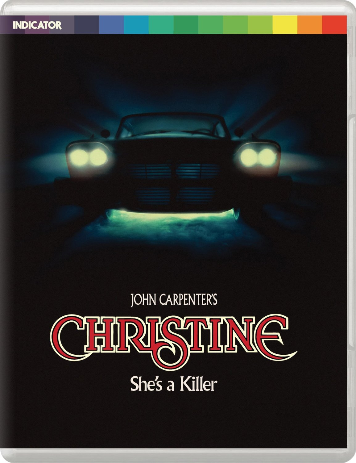 Christine Blu-Ray UK