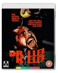 Driller Killer Blu-Ray