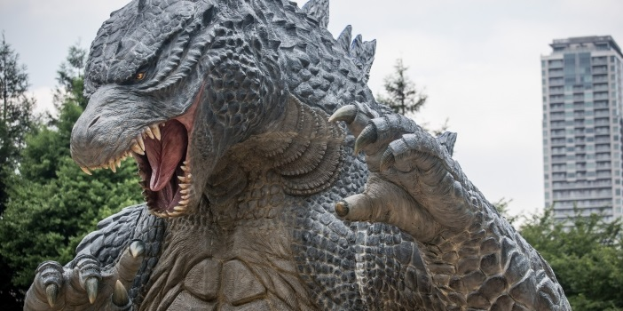 Godzilla is Raging in Tokyo in This Godzilla Resurgence TV Spot