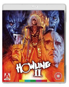 Howling II Arrow Video Blu-Ray