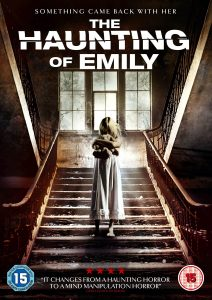 The Haunting Of Emily DVD