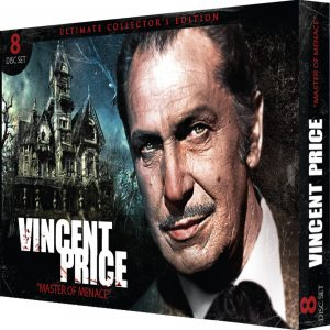 Vincent Price The Ultimate Collection DVD