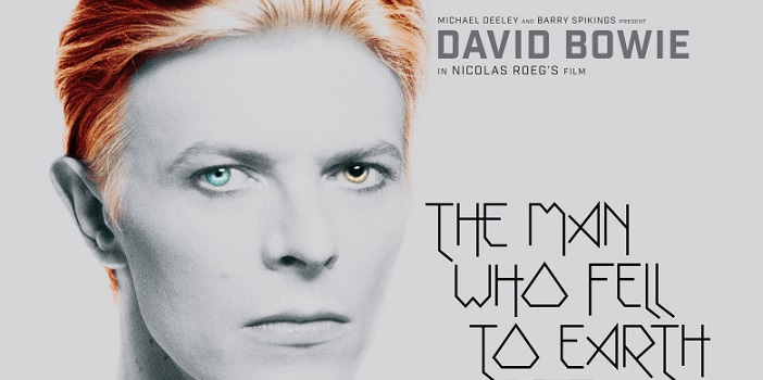 The Man Who Fell to Earth New 4K Restoration Trailer is Amazing