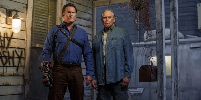Watch Ash vs Evil Dead Season 2 Premiere Online For Free!