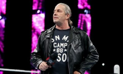 "Bret ""The Hitman"" Hart To Star In New Horror Film Tales From The Dead Zone"