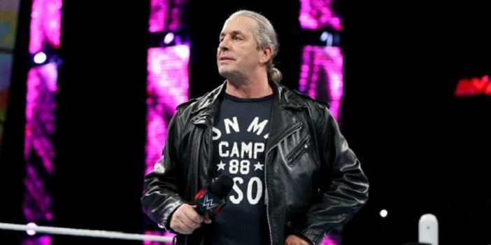 """Bret """"The Hitman"""" Hart To Star In New Horror Film Tales From The Dead Zone"""