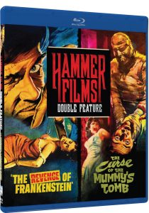 Hammer Film Double Feature Blu-Ray