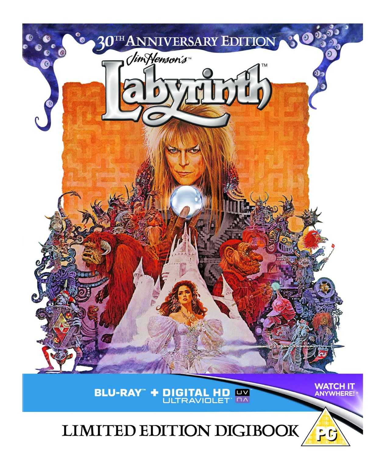Labyrinth 30th Anniversary Digibook