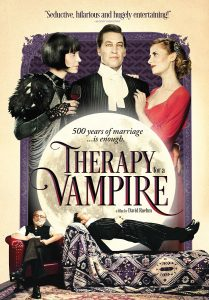 Therapy for a Vampire DVD