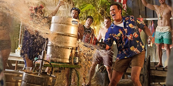 UK Gets Ash vs Evil Dead Season 2 This October On Virgin TV