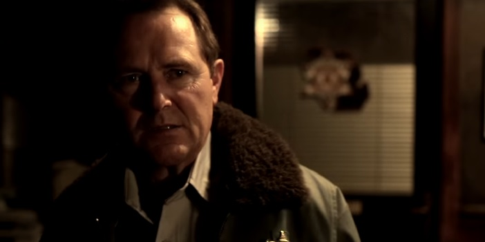 Ash vs Evil Dead Clip Shows Deputy Rogers Wicked Game With The Sheriff